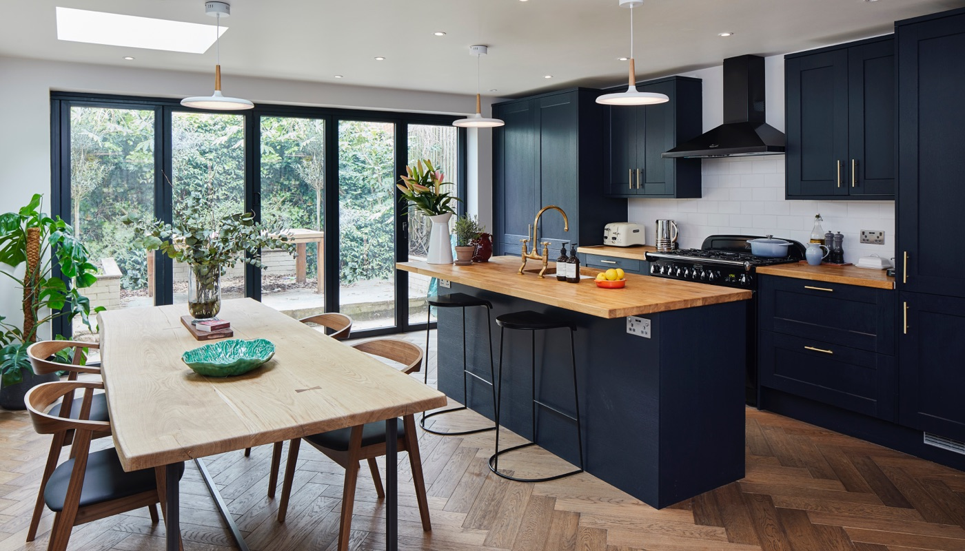 Bespoke kitchen by Holland Street Kitchens