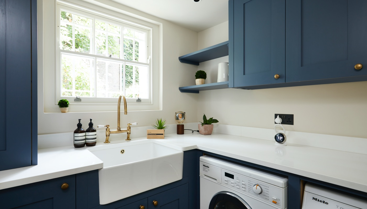 Bespoke kitchens London by Holland Street Kitchens